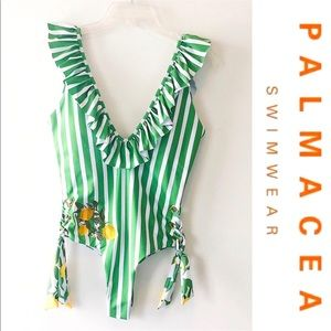 NWT Palmacea  swimwear
